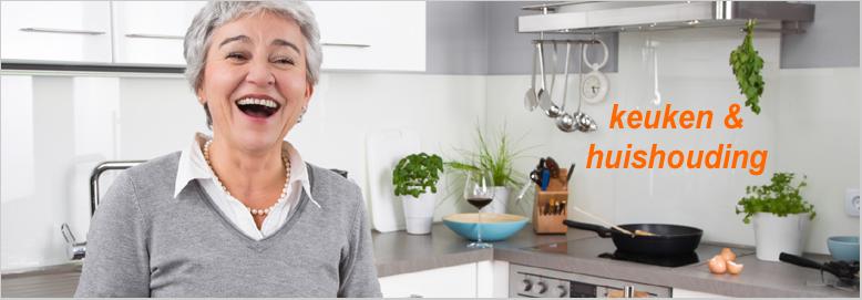 Huishouding en keuken hulpmiddelen